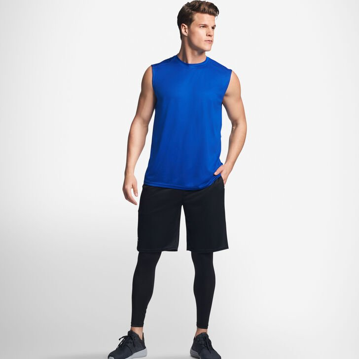Men's Dri-Power® Mesh Performance Muscle Royal
