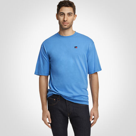 Men's Lightweight Baseliner T-Shirt HERITAGE BLUE