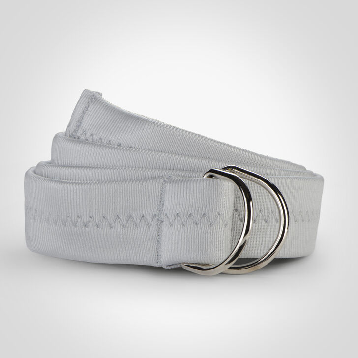 Men's Football Belt GRIDIRON SILVER