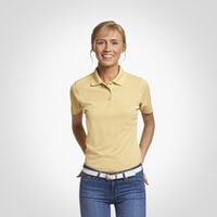 Women's Dri-Power® Performance Golf Polo GT GOLD