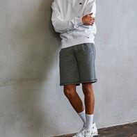 Men's Heritage Athletic Fleece Shorts HEATHER GRAY