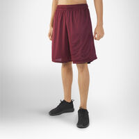 Men's Dri-Power® Mesh Shorts with Pockets MAROON