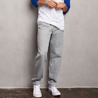 Men's Cotton Classic Open Bottom Fleece Sweatpants OXFORD