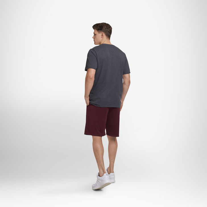 Men's Dri-Power® Performance Shorts MAROON