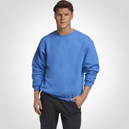 Men's Dri-Power® Fleece Crew Sweatshirt COLLEGIATE BLUE