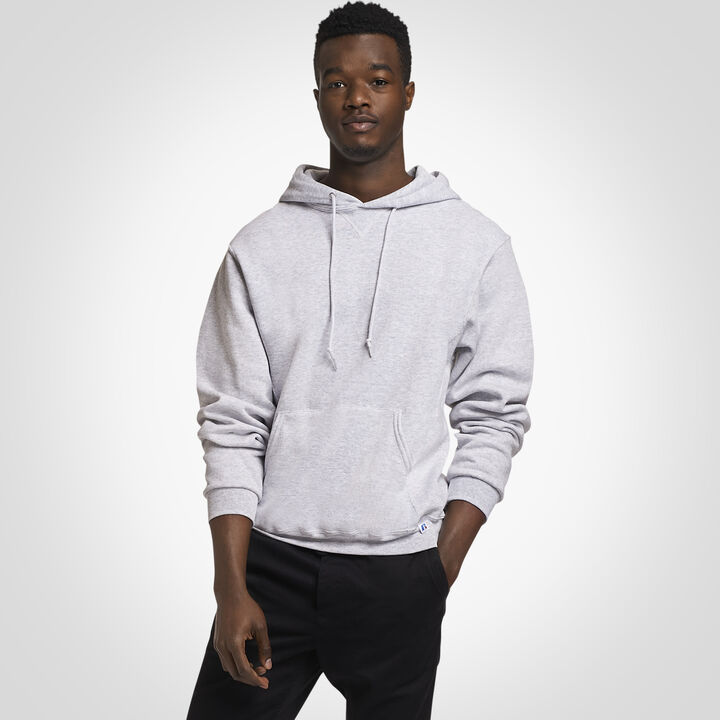 Men's Dri-Power® Fleece Hoodie ASH