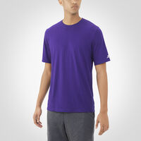 Men's Dri-Power® Player's Tee PURPLE