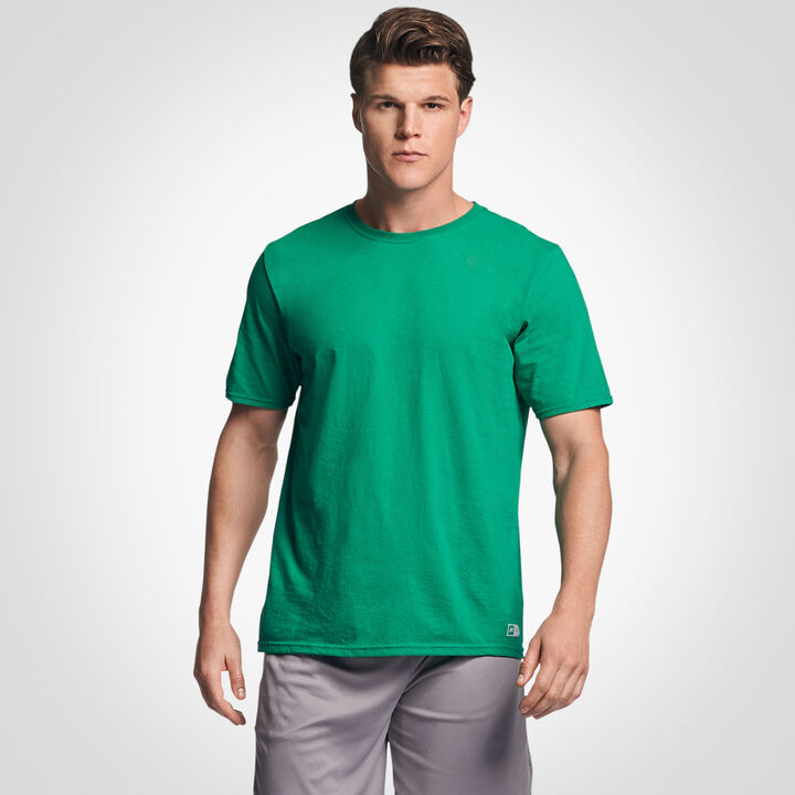 Men's Cotton Performance T-Shirt KELLY