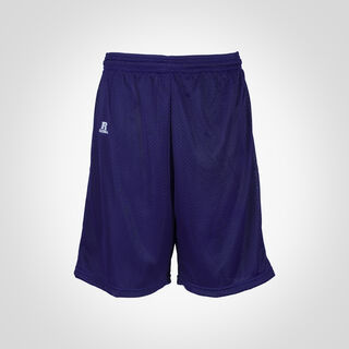 Youth Dri-Power® Mesh Shorts (No Pockets) PURPLE