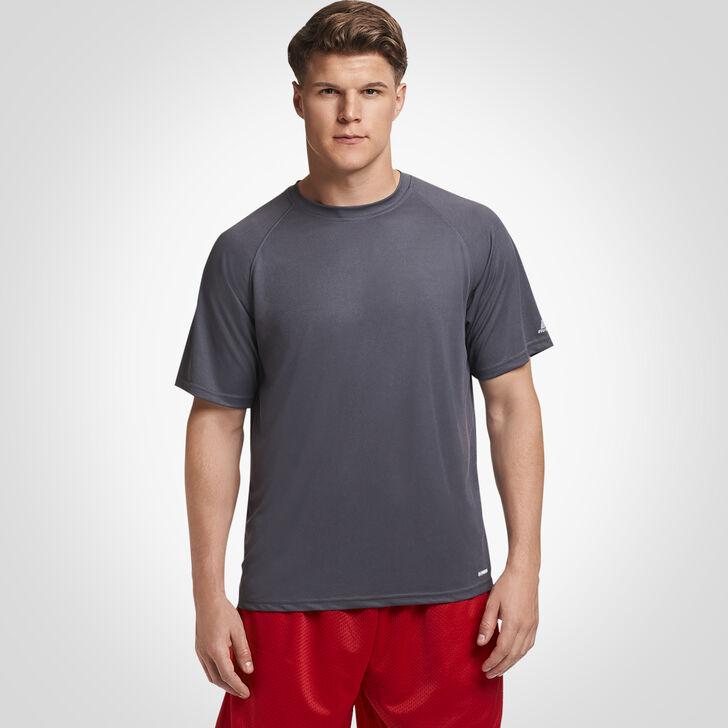 Men's Dri-Power® Mesh Short Sleeve Tee STEALTH