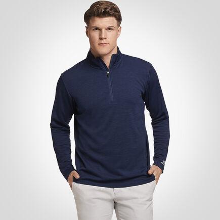Men's Dri-Power® Lightweight 1/4 Zip Pullover NAVY