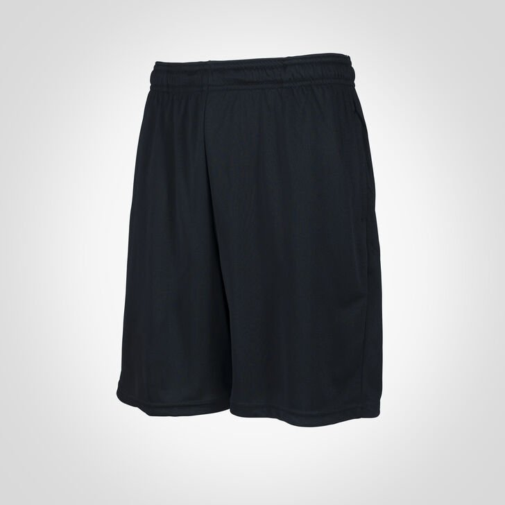 Youth Dri-Power® Performance Shorts with Pockets BLACK