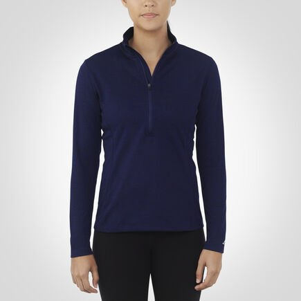 Women's Dri-Power® Lightweight 1/4 Zip Pullover NAVY