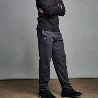 Men's Cotton Classic Open Bottom Fleece Sweatpants Charcoal Heather