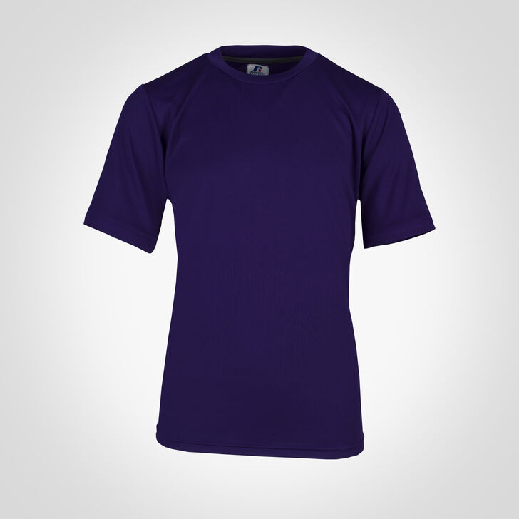 Youth Dri-Power® Core Performance Tee PURPLE
