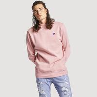 Men's Frank Crew Sweatshirt PINK