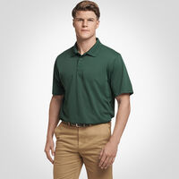Men's Dri-Power® Performance Golf Polo DARK GREEN