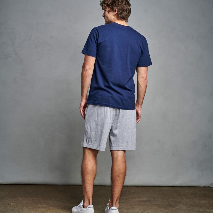 Men's Premium Cotton Classic T-Shirt NAVY