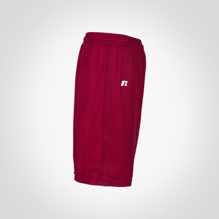 Youth Dri-Power® Mesh Shorts (No Pockets) CARDINAL
