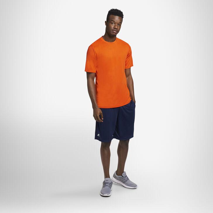 Men's Dri-Power® Performance T-Shirt BURNT ORANGE