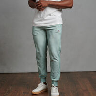 Men's Garment Dyed Frech Terry Jogger Blue Fog