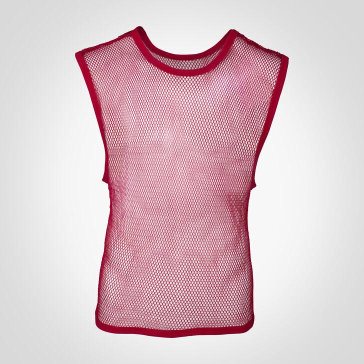 Men's Adult Football Scrimmage Vest TRUE RED