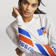 Women's Heritage Long Sleeve Graphic Boyfriend Tee SOYA