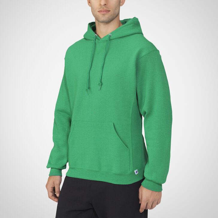 Men's Dri-Power® Fleece Hoodie KELLY