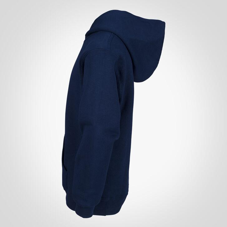 Youth Dri-Power® Fleece Hoodie NAVY
