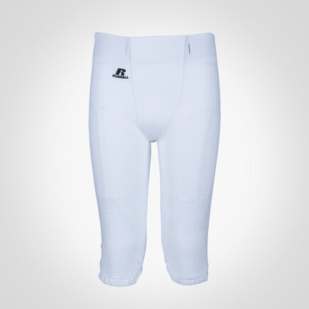Youth Football Practice Pants WHITE