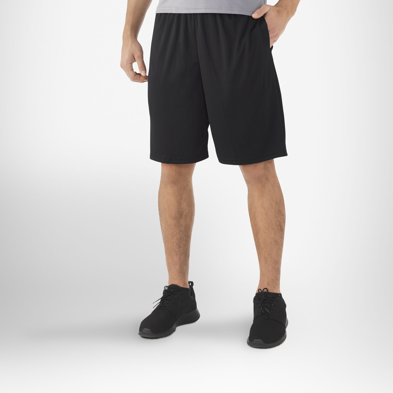 Men's Dri-Power® Essential Performance Shorts with Pockets - Russell US   Russell Athletic
