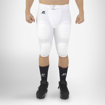 Men's Football Practice Pants WHITE