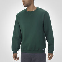 Men's Dri-Power® Fleece Crew Sweatshirt DARK GREEN