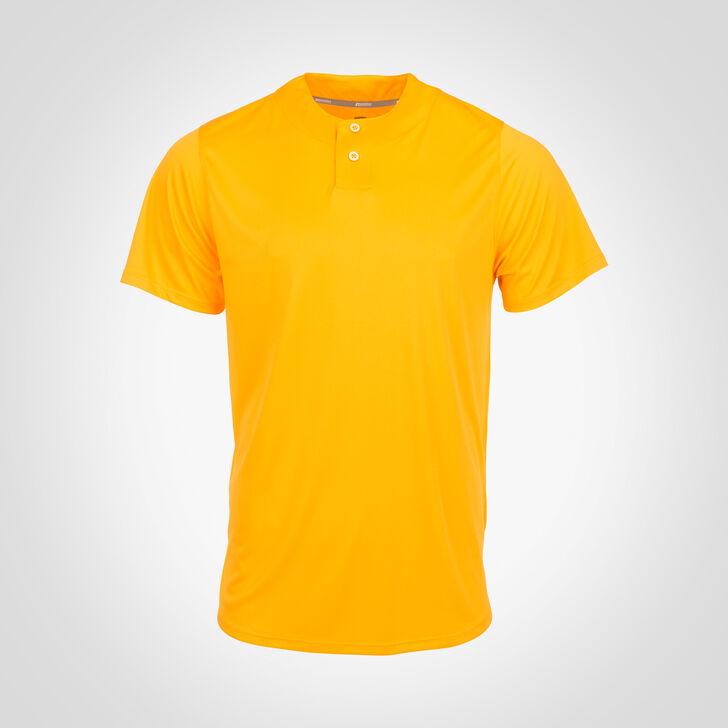 Men's Dri-Power® Solid Baseball Jersey GOLD