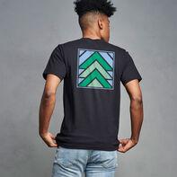 "Russell Athletic x Earthday.org ""Tree-Shirt"" BLACK"