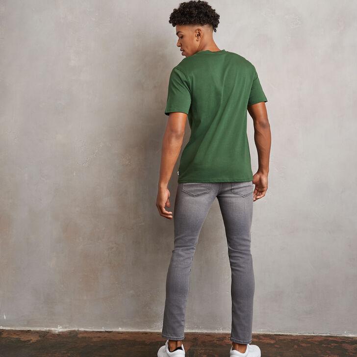 Men's Heritage Baseliner T-Shirt PINEGREEN