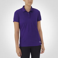 Women's Dri-Power® Short Sleeve Essential Polo PURPLE
