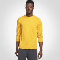 Men's Dri-Power® Performance Long Sleeve T-Shirt GOLD
