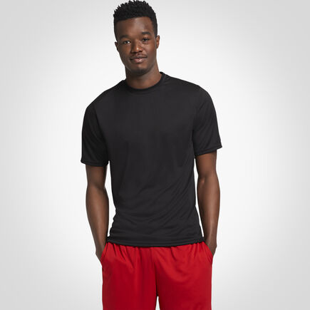 Men's Dri-Power® Performance T-Shirt BLACK