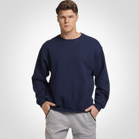 Men's Dri-Power® Fleece Crew Sweatshirt NAVY
