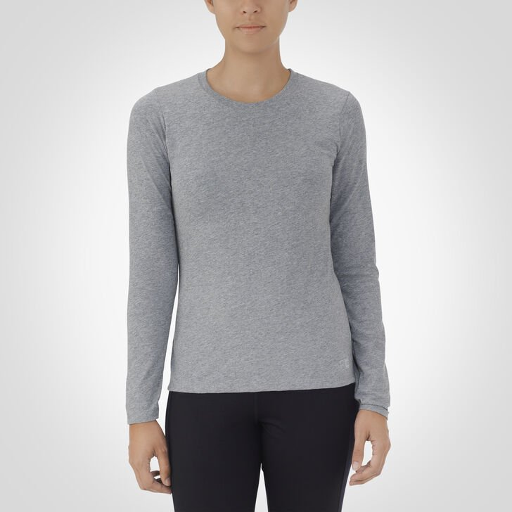 Women's Essential Long Sleeve Tee OXFORD
