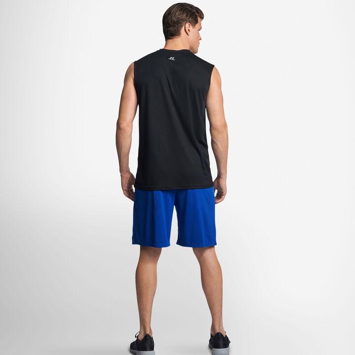Men's Dri-Power® Mesh Performance Muscle Black