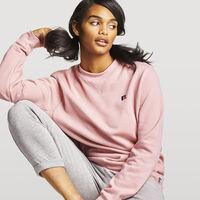 Women's Heritage Fleece Crew Sweatshirt PINK