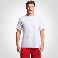 Men's Cotton Performance T-Shirt ASH