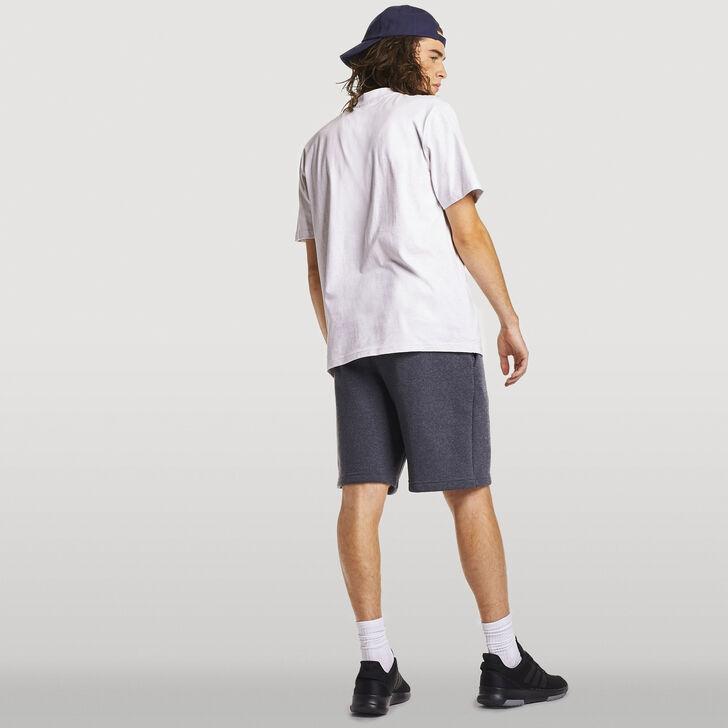Men's Heritage Heavyweight Baseliner T-Shirt STEEL MARL
