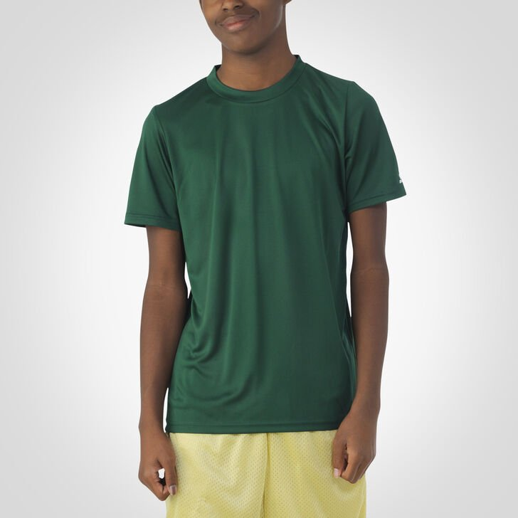 Youth Dri-Power® Core Performance Tee DARK GREEN