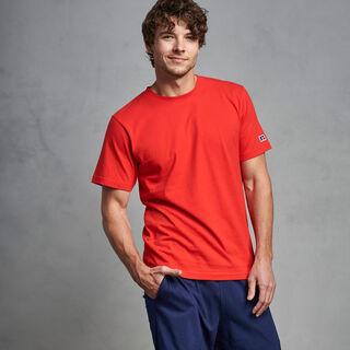 Men's Premium Cotton Classic T-Shirt RED