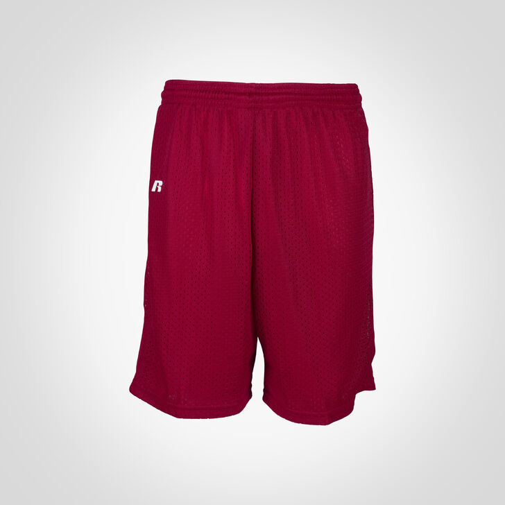 Youth Dri-Power® Mesh Shorts Cardinal