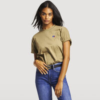 Women's Heritage Heavyweight Boyfriend Tee DRY GRASS