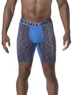 Men's Freshforce Odor Protection Long Leg Boxer Briefs (2 Pack)